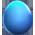 Blaues Ei