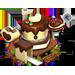 Schokoladenüberzug Maschine